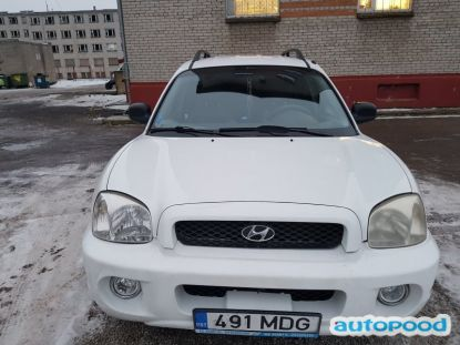 Hyundai Santa FE photo 4