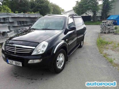 SsangYong Rexton photo 2