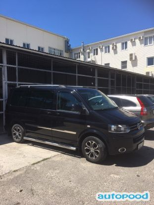 Volkswagen Caravella photo 2