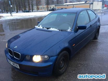 BMW 3 seeria photo 2
