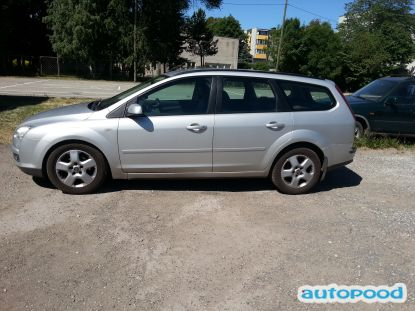 Ford Focus photo 3