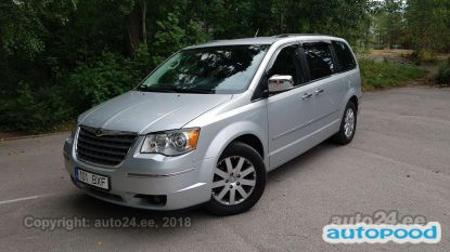 Chrysler Grand Voyager photo 1