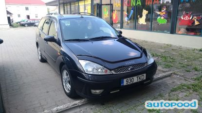 Ford Focus photo 2