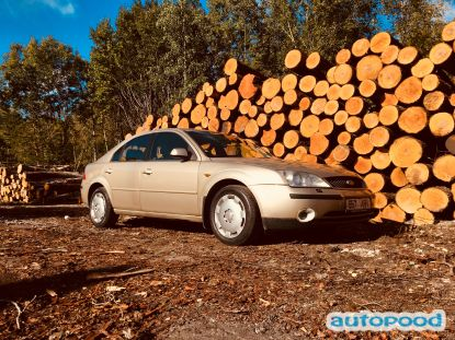 Ford Mondeo photo 2