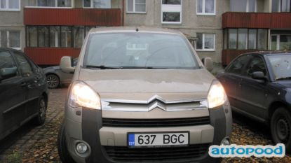 Citroen Berlingo photo 4