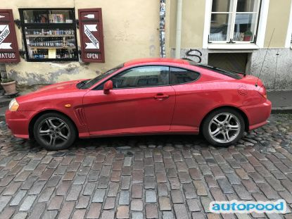 Hyundai Coupe photi 2