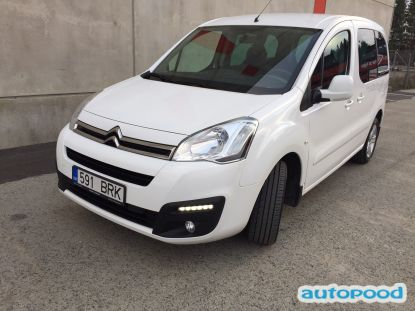 Citroen Berlingo photo 1