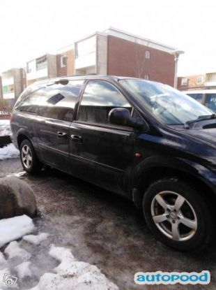 Chrysler Grand Voyager photi 1