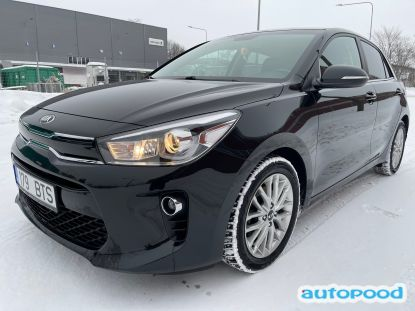Kia Rio photo 1