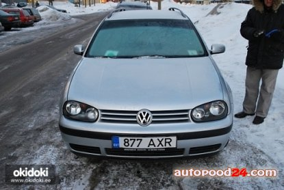 Volkswagen Golf photi 1