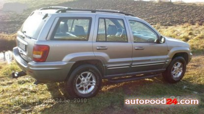 Jeep Grand Cherokee photi 1