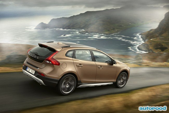 Video: Volvo V40 Cross Country